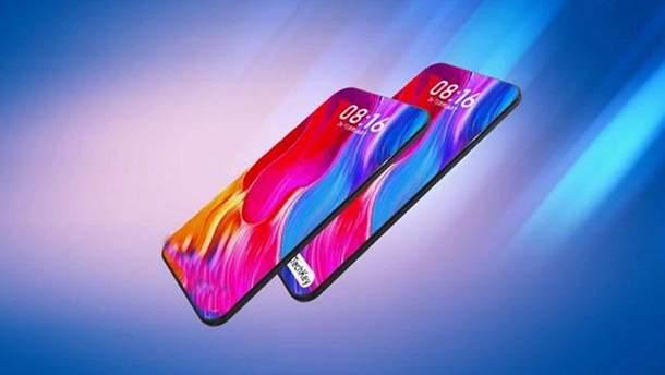 Xiaomi Mi 9 показали на качественных кадрах
