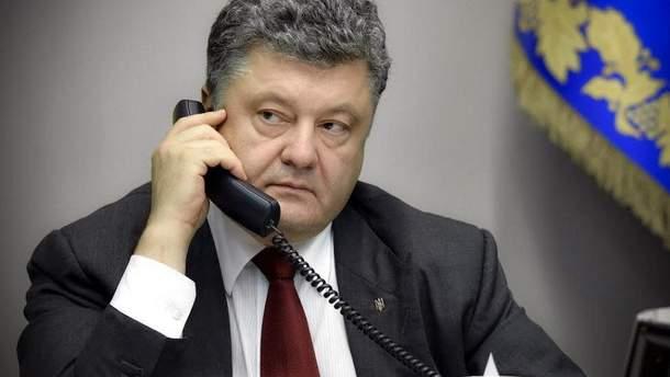 В Москве объяснили, почему не ответили на звонок Порошенко