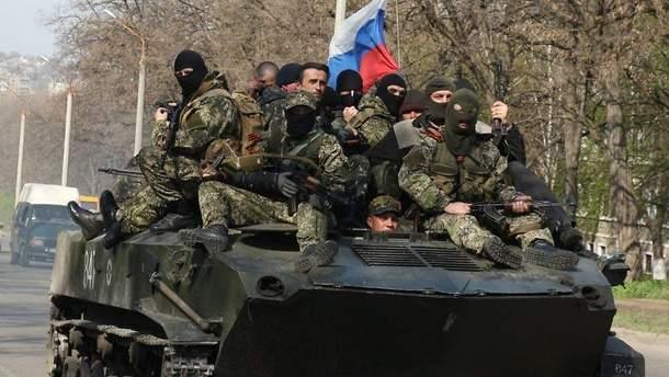Из-за военного положения в Украине боевики привели свои силы к высшей степени боевой готовности