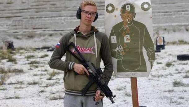 Керченського стрільця Владислава Рослякова поховали під чужим прізвищем