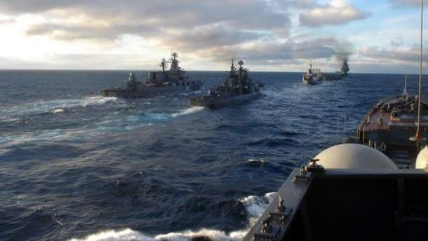 Конфлікт в Азовському морі