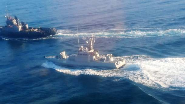 Теперь любая страна может делать с российскими кораблями то же, что они сделали с украинскими