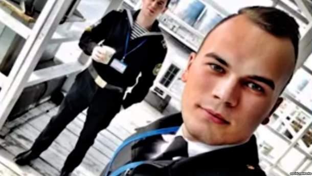 Олег Мельничук (справа)