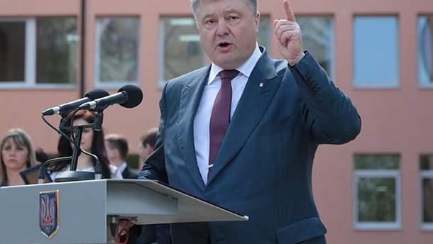 Западные СМИ заподозрили Порошенко в использовании военного положения для сохранения власти