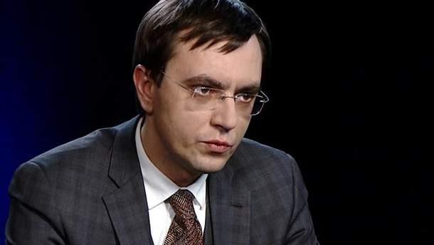 Омелян заявил, что Россия до сих пор блокирует украинские порты в Азовском море