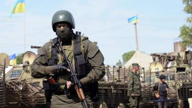Українські бійці знищили чотирьох окупантів на Донбасі