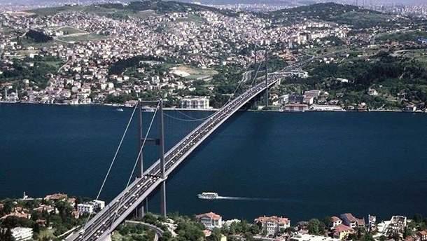 Україна попросить Туреччину закрити протоку Босфор для Росії