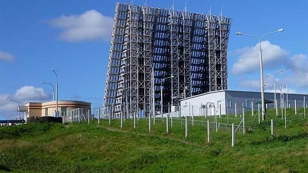 Радиолокационная станция (иллюстративное фото)