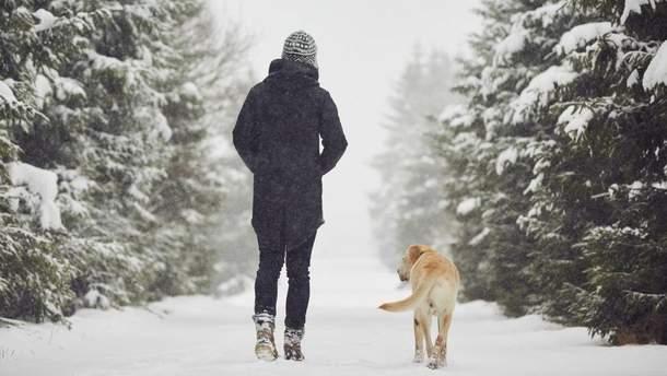 Как избежать простуды зимой