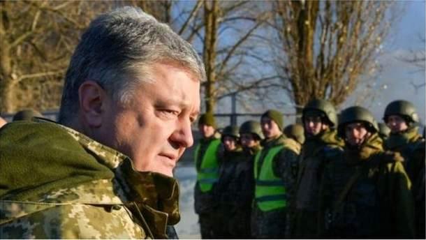 Порошенко висловив надію щодо готовності НАТО надіслати кораблі