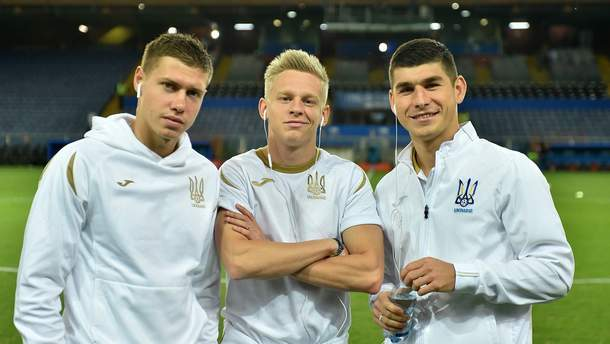 Збірна України опустилася у рейтингу ФІФА після розгромної поразки Словаччині