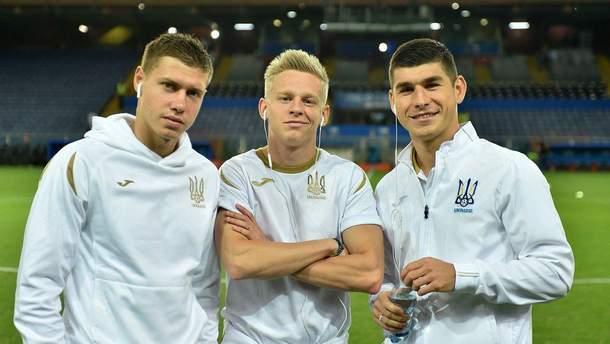 Сборная Украины опустилась в рейтинге ФИФА после разгромного поражения Словакии