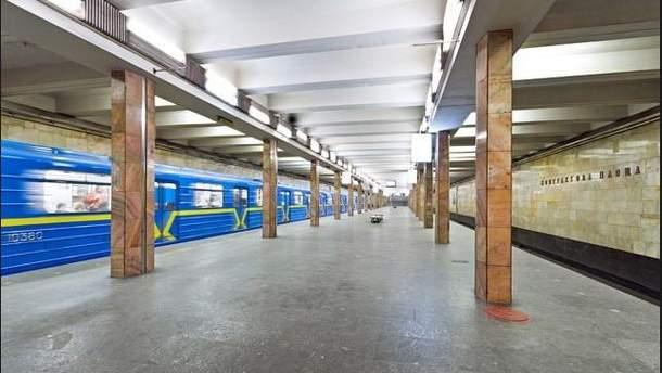 В киевской подземке проведут капитальный ремонт бомбоубежищ