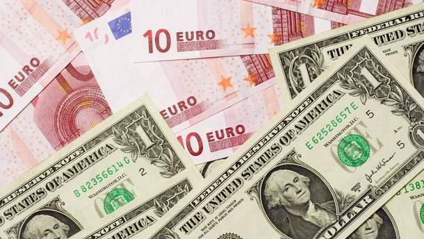Курс валют НБУ на 30 листопада