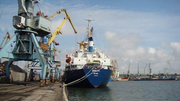 Россия регулярно задерживает суда, направляющиеся в украинские порты
