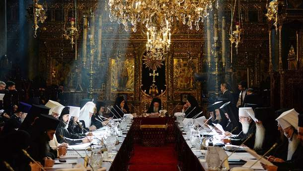 Синод Вселенського патріархату затвердив Томос для України