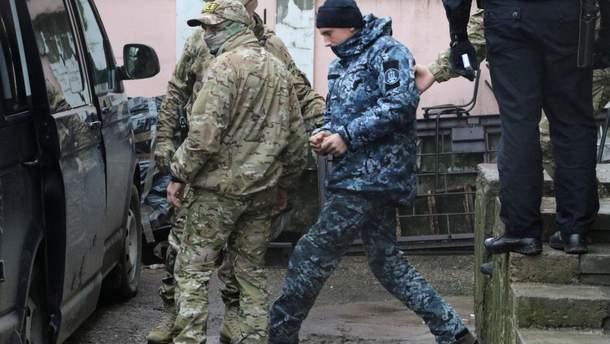 В России ответили на призыв Денисовой предоставить информацию об украинских моряках