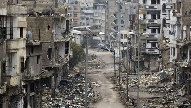 США обвинили Россию в препятствовании мирному процессу для Сирии