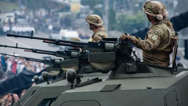 Учасник конфлікту на Донбасі оприлюднив нюанс воєнного стану