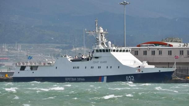 """Серед членів екіпажу """"Изумруд"""", що розстрілював українські кораблі на Азові, опинилися 5 зрадників України"""