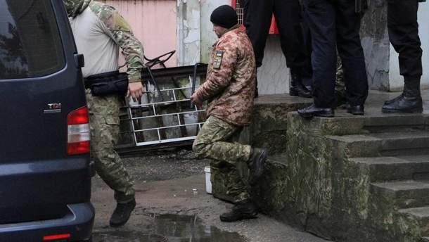 На сегодня, захваченные Россией украинские моряки находятся в Крыму, – Климкин