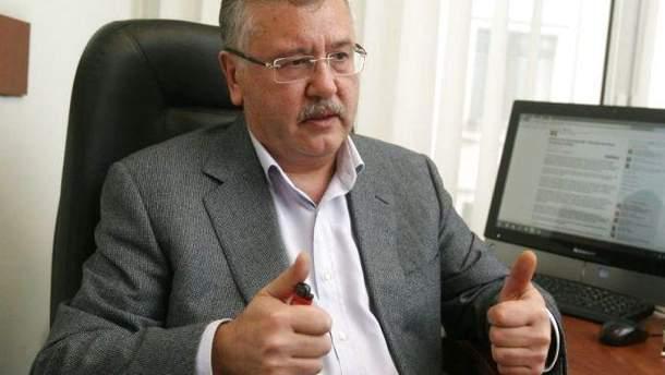 Пятерых нападавших на Гриценко задержали