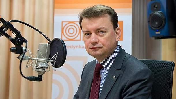 Міністр оборони Польщі Маріуш Блащак