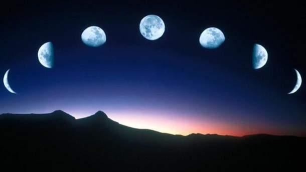 Місячний календар на грудень 2018