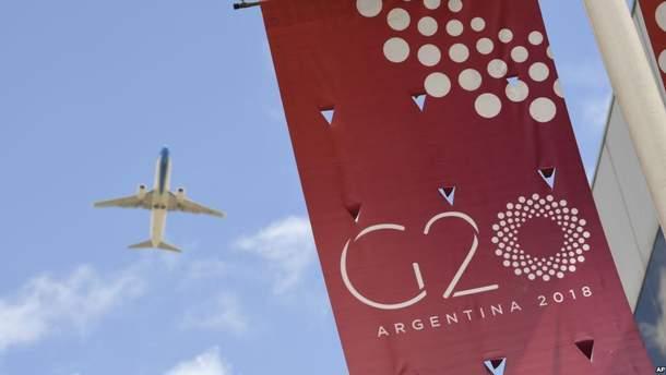 Саміт G20 і України