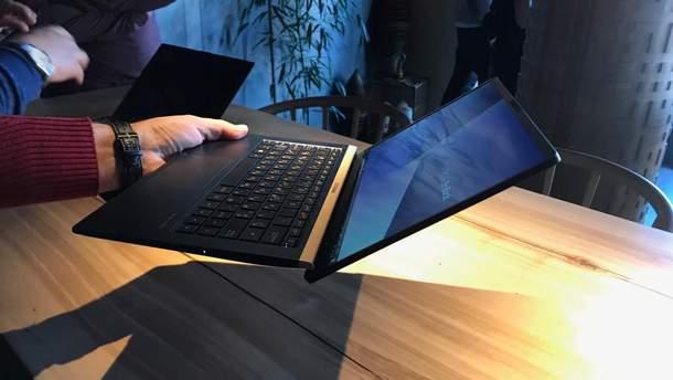 Asus представила в Украине 2 линейки ноутбуков
