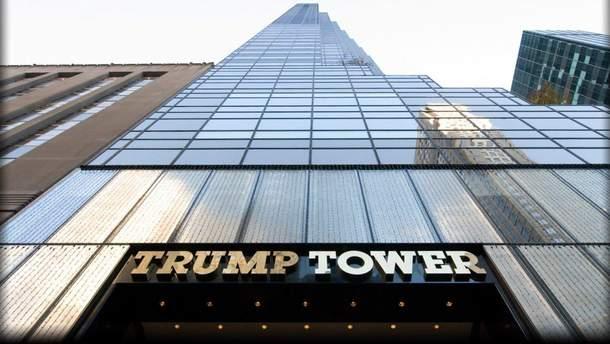 Компанія Трампа планувала подарувати президенту РФ пентгаус за 50 млн $
