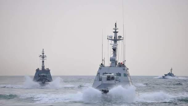 В Россия заявили, что не допустят, чтобы корабли НАТО зашли в Азов