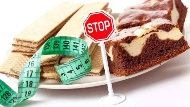 Що станеться, якщо повністю відмовитися від солодощів