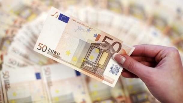 Финансовая помощь Украине от ЕС