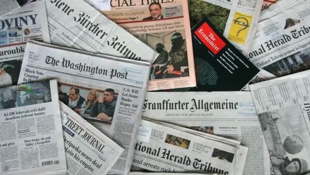 Світова преса