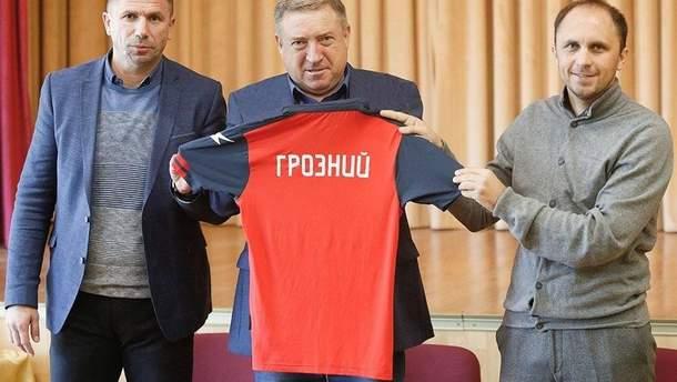 Аутсайдер чемпіонату України підписав контракт з вітчизняним тренером