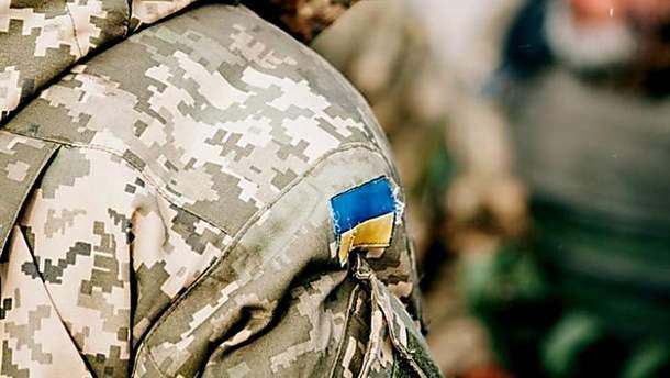 На Вінниччині через воєнний стан цивільним заборонили носити військову форму