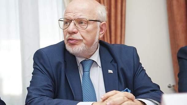 Голова Ради з прав людини при президенті Росії Михайло Федотов