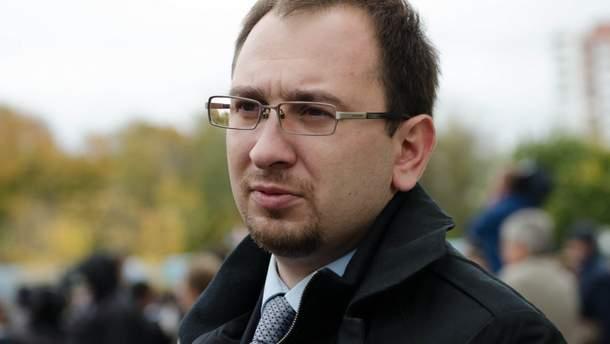 Адвокат пленных украинских моряков Николай Полозов