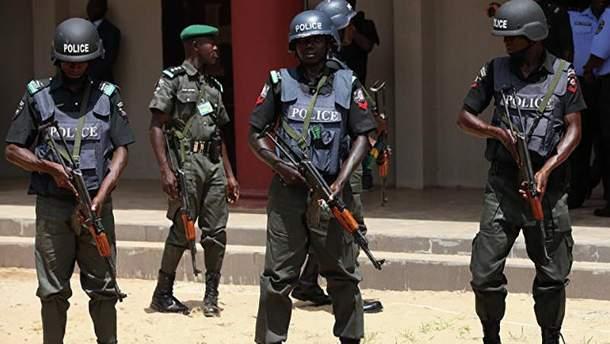 Полиция Нигерии убила 104 преступника