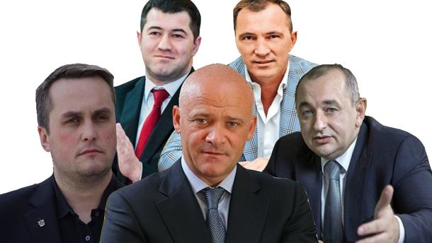 Кто из украинских политиков возглавляет спортивные федерации