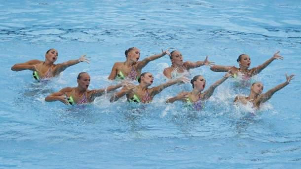 В Украине могут провести чемпионат мира по водным видам спорта