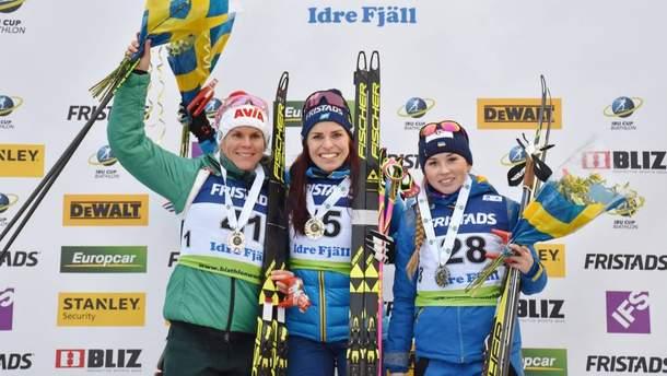 Надежда Белкина завоевала бронзовую награду