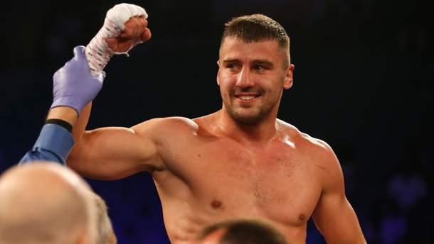 Український боксер Олександр Гвоздик прокоментував перемогу над Адонісом Стівенсоном