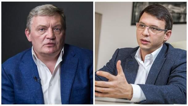 Гримчак ледь не побився з Мураєвим через конфлікт на Азові: промовисте відео
