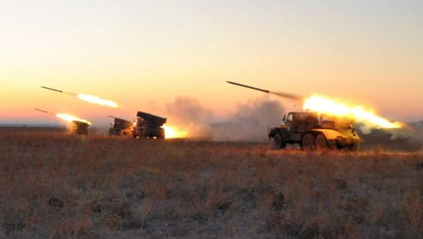 ОБСЕ обнаружила на оккупированном Донбассе больше ста единиц тяжелой техники