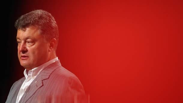 Порошенко очертил опасность со стороны Кремля для Европы