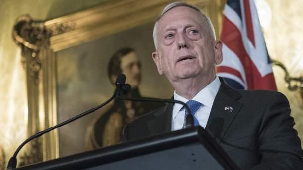 Глава Пентагона обвиняет Россию в очередном вмешательстве в выборы