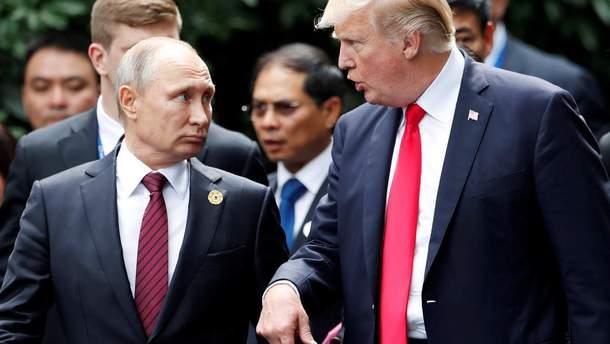 Встреча Трампа и Путина может состояться в июне 2019 в Японии, однако в РФ хотят провести ее быстрее