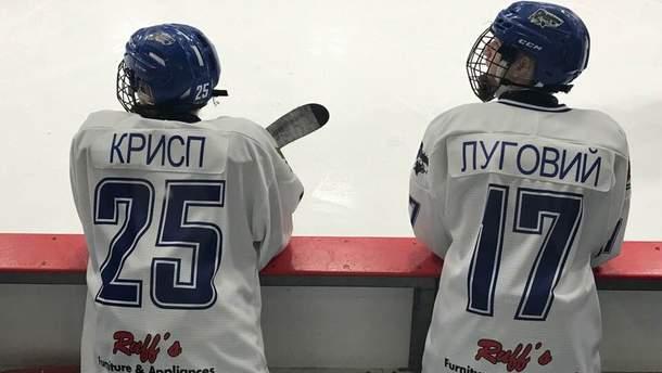 Канадські хокеїсти